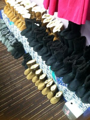 Ugg style boots for youth for Sale in Chicago, IL