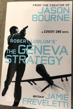 The Geneva Strategy by Jamie Freveletti, a Robert Ludlum novel for Sale in Manassas, VA