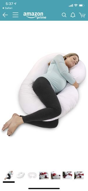 Pregnancy C-shaped pillow for Sale in Washington, DC