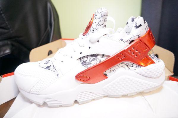ce81cba21fc2 Nike Air Huarache Run QS - Shoe Palace 25th Anniversary