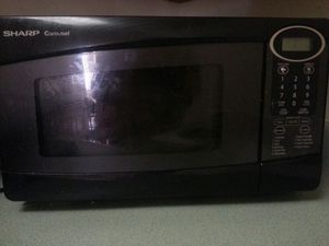 SHARP Carousel microwave for Sale in Baltimore, MD