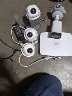 NVR IP Camera System Thumbnail