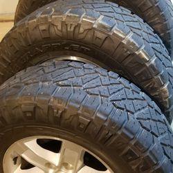 GMC Stocks With Bigger Tires Thumbnail