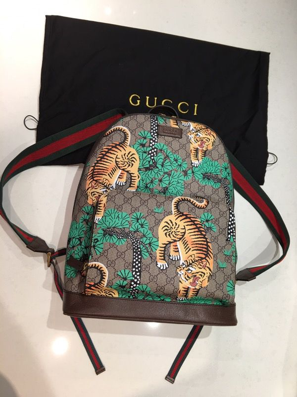 b53db31987a893 GUCCI BENGAL GG SUPREME BACKPACK - AAAA QUALITY for Sale in Fort  Lauderdale, FL - OfferUp
