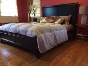 New Espresso Queen/King Bed for Sale in Silver Spring, MD