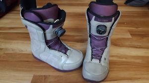 Ride snowboard boots size 6 for Sale in Dillon, CO