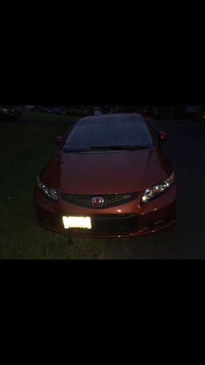 2012 Honda Civic si for Sale in Colesville, MD
