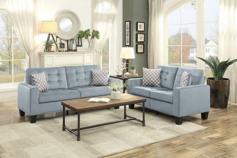 Lantana Gray Living Room Set. FINANCE AVAILABLE