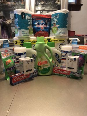 Gain and Lysol Bundle for Sale in Washington, DC