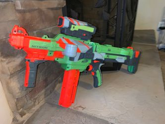 Nerf Vortex: Nitron and Vigilon...check out my account lots of nerf guns for sale Thumbnail