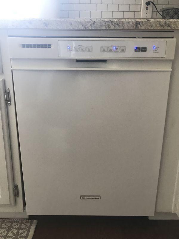 Free Kitchenaid Dishwasher
