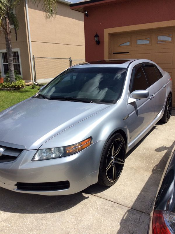 Acura TL RUNS LIKE NEW AUTOMATIC K AC Pw PL Navigation - 2004 acura tl for sale by owner