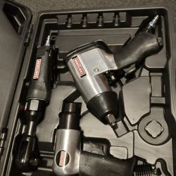Brand New (Never Used) Craftsman Set of Nuematics Tools $80.00 Thumbnail