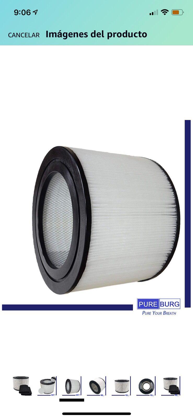Puré Burg Air Filters # 15