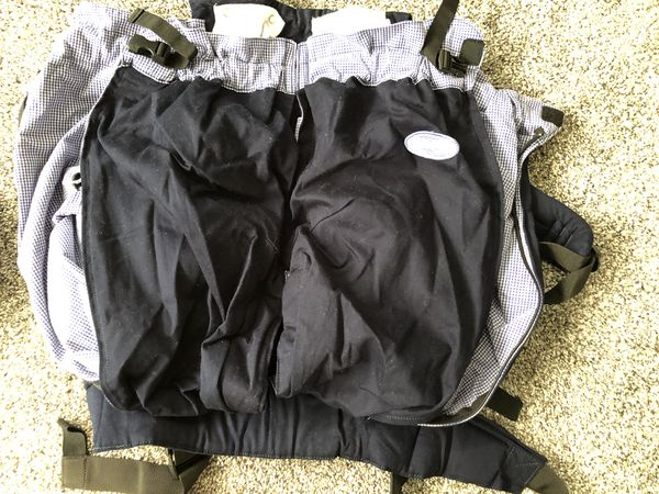 Weego Twin Baby Carrier In Blue Pepita For Sale In La Habra Ca