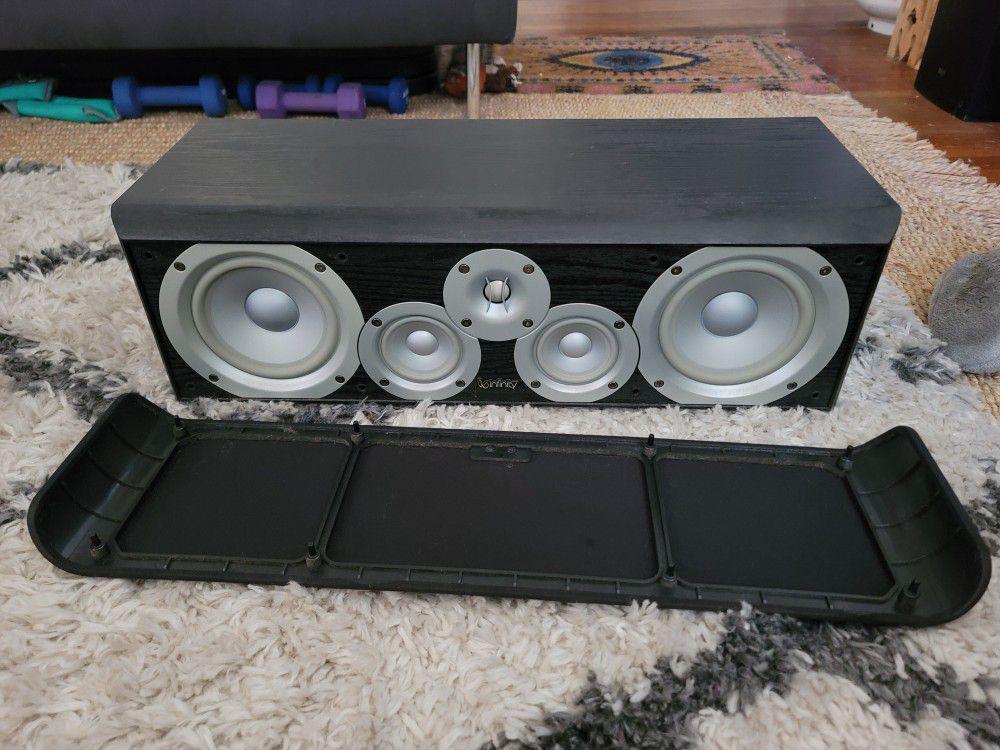 Infinity Primus PC351 Center Channel Speaker