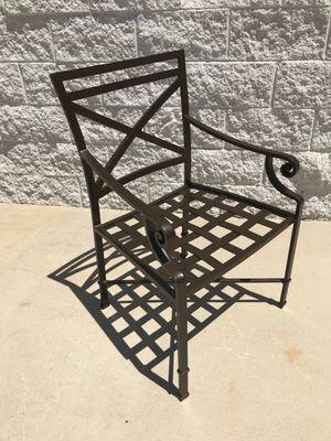 Brown Jordan Patio Chair Solid Aluminum Powder Coat For In Costa Mesa