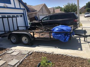 17 foot brand new trailer for Sale in Los Angeles, CA