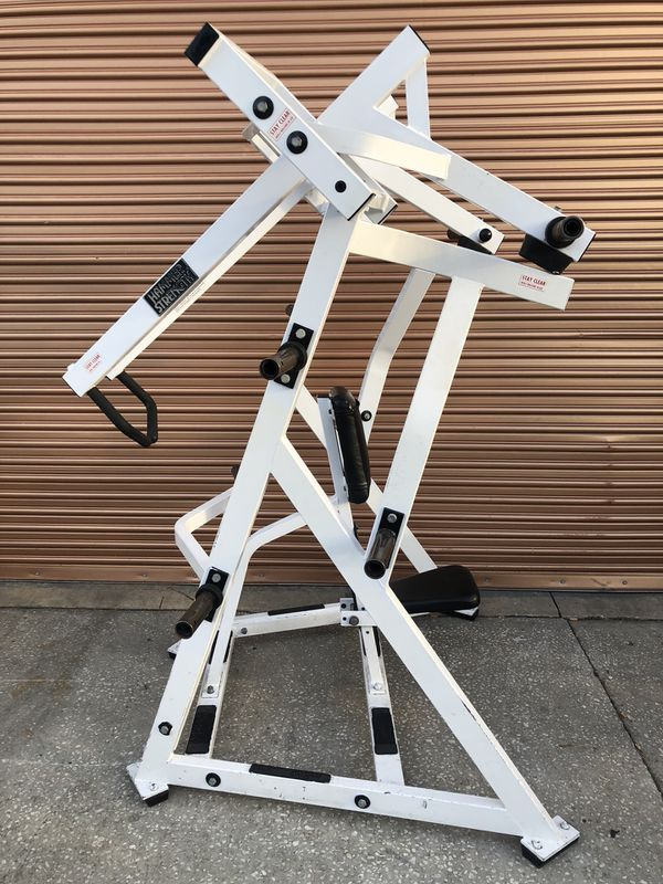 Hammer Strength ISO Lateral Under Hand Seated Row for Sale in Davenport, FL  - OfferUp