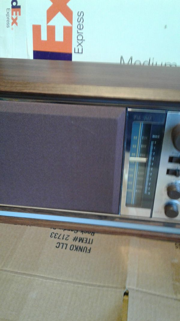 Memory Lane Desktop Am Fm Radio In Like New Condition For Whittier Ca Offerup