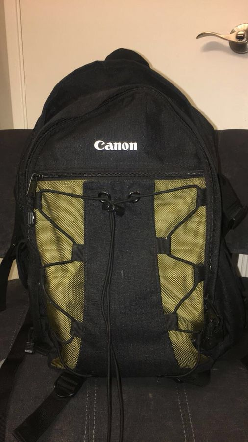 Canon Deluxe Backpack 200eg For Sale In San Diego Ca Offerup