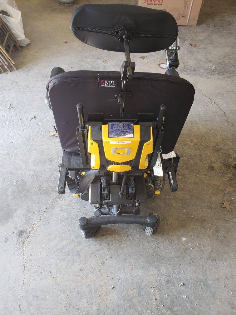 Quantum Electric wheelchair
