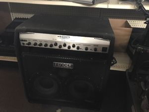 Fender 400 PRO Combo Bass Guitar Amplifier for Sale in Columbus, OH