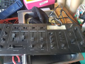 Sound mixer As Is for Sale in Milpitas, CA