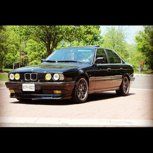 ~1992 BMW 535i e34 rare~ for Sale in Burke, VA