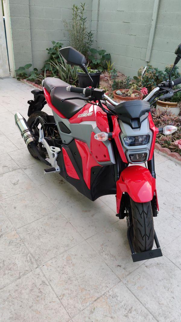 Icebear scooter 2017
