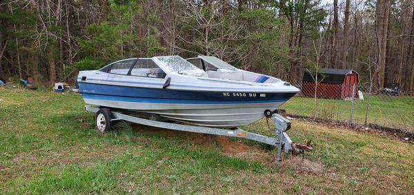 1989 bayliner capri ski boat for sale/trade
