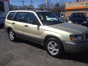 2003 Subaru Forester AWD 4 doors Automatic 4 cylinders for Sale in Falls Church, VA