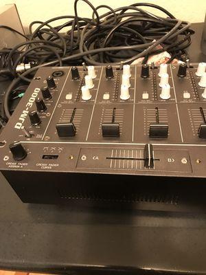 Dj Pioneer DJM 3000 mixer cash for Sale in Citrus Heights, CA