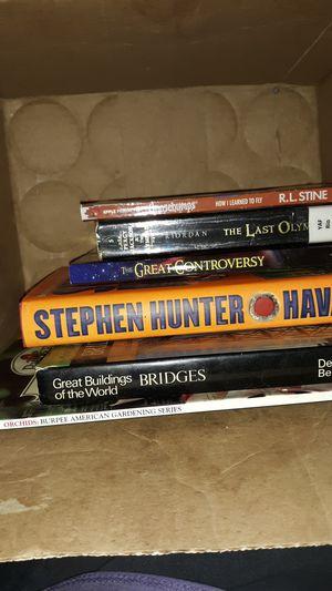 Books $1.00 / per book for Sale in Concord, VA