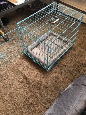 Photo Dog Crate 24 X 18