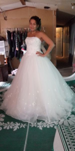 New And Used Wedding Dress For Sale In New Bern Nc Offerup