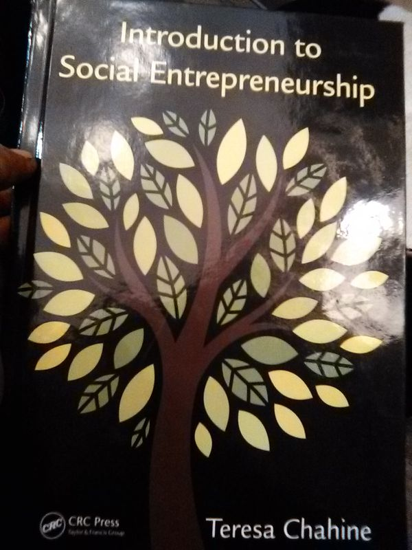 College Textbook Intro to Social Entrepreneurship for Sale in Oakland, CA -  OfferUp