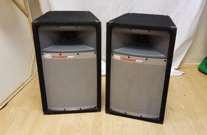 MTX audio Thunder pro 2 Speakers for Sale in St. Louis, MO