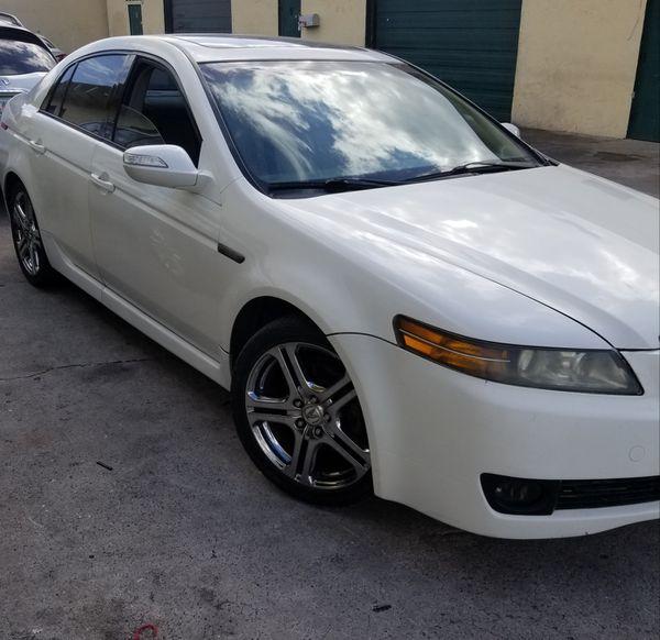 2008 Acura Tl For Sale In North Miami Beach, FL