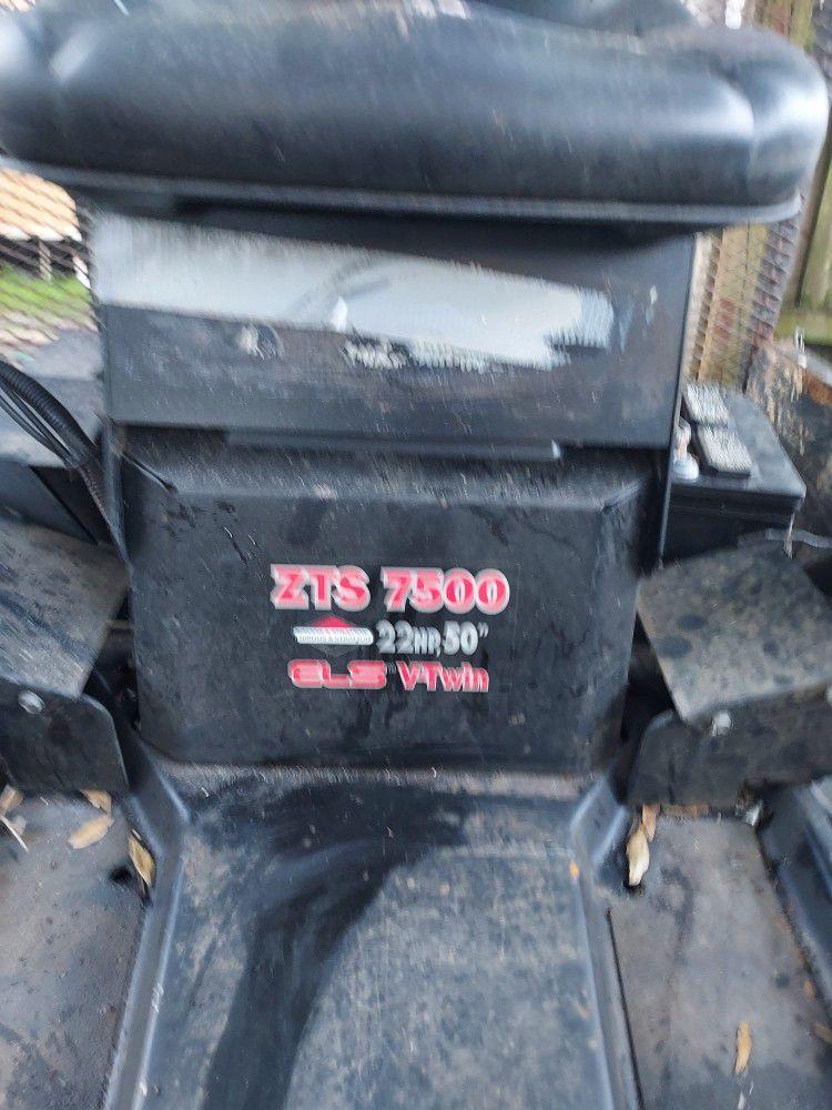 Zero Turn Lawn Mower