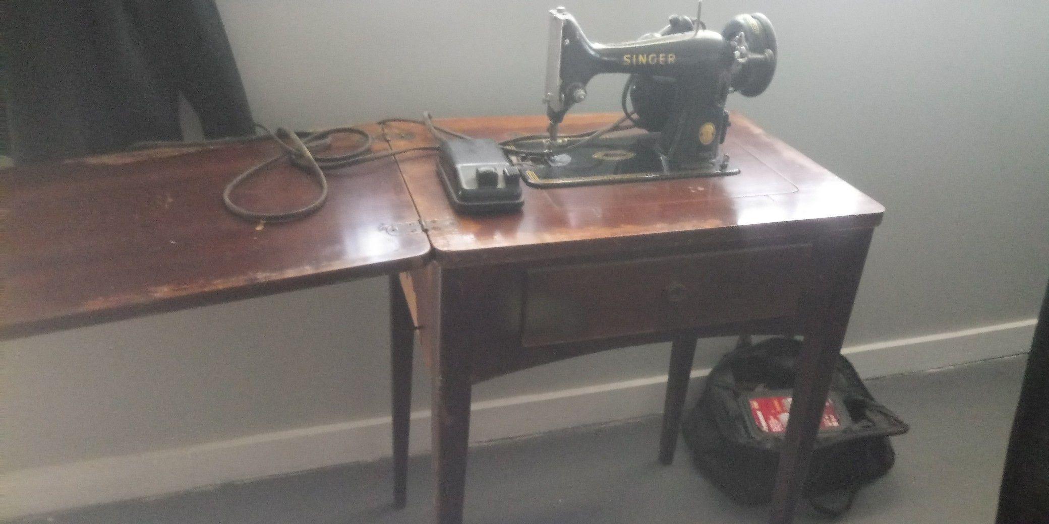 1926 singer sewing machine
