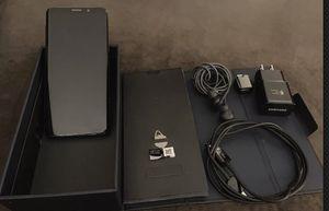 Samsung Galaxy S9 Midnight Black Unlocked for Sale in Evanston, IL