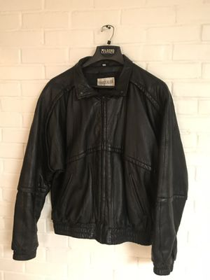 Charles Klein Black Genuine Leather Jacket. Size XL. for Sale in Eldersburg, MD