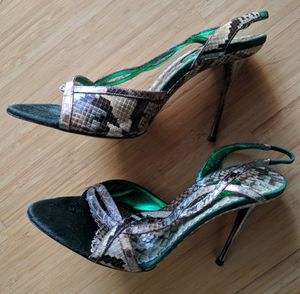 Sacco size 36 python stilettos for Sale in Mill Valley, CA
