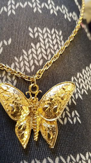 New And Erfly Necklace For