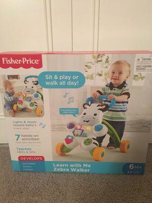 Fisher price baby walker for Sale in Alexandria, VA