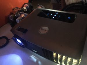 Dell projector for Sale in Fullerton, CA