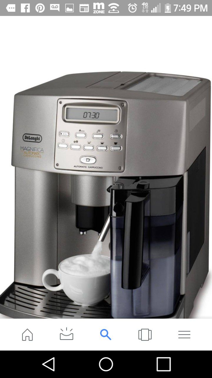 De'Longhi Digital automatic espresso