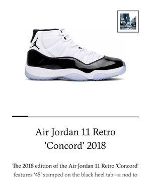 fe1c6f525bb06b AIR JORDAN 11 RETRO 2018 mens 10.5 for Sale in Boise