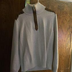 Tommy Hilfigure Fleace Sweater Thumbnail